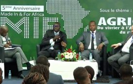 LIVE VIDEO – Le 5e forum «Made In & For Africa» à Casablanca