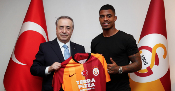 Gabon: l'international Mario Lemina signe à Galatasaray