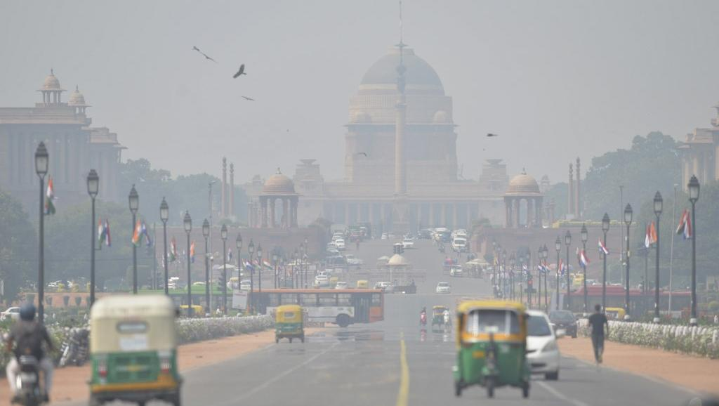 Inde / Pollution : New Delhi en urgence sanitaire