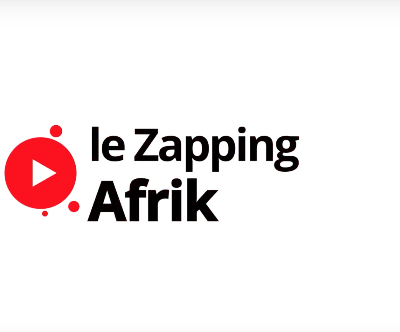 Le ZAPPING AFRIK / EP 4