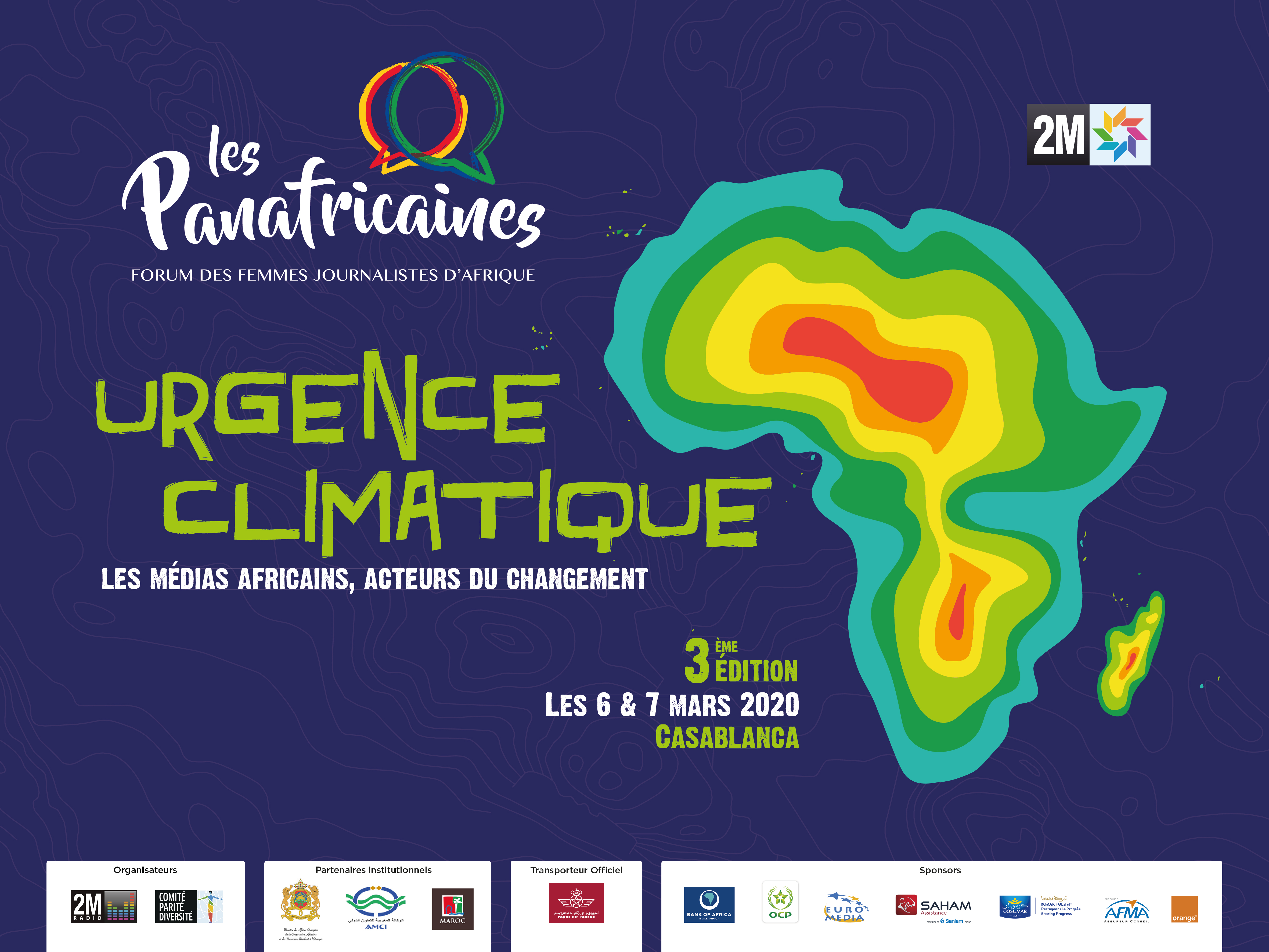 «Les Panafricaines» reviennent !