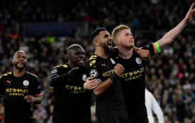 Manchester City s'impose face au Real Madrid