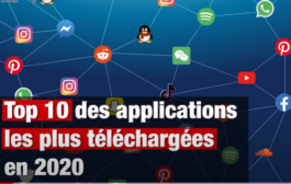 VIDEO / Top 10 des applications les plus téléchargées en 2020