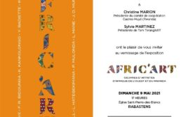 L'exposition « Afric'art » s'invite à Toulouse
