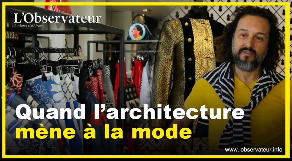 Caidal Store. Mode « Made in Morocco »
